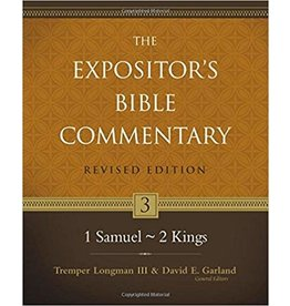 Longman/Garland Expositor's Bible Commentary, The. 1 Samuel-2 Kings