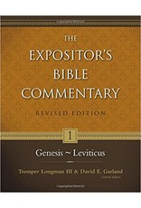 Longman/Garland The Expositor's Bible Commentary: Genesis-Leviticus