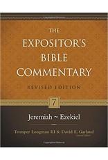 Longman/Garland The Expositor's Bible Commentary: Jeremiah-Ezekiel