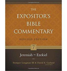 Longman/Garland Expositor's Bible Commentary, The. Jeremiah-Ezekiel