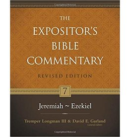 Longman/Garland The Expositor's Bible Commentary: Jeremiah-Ezekiel