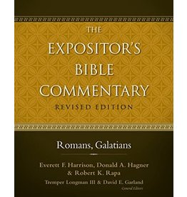 Longman/Garland The Expositor's Bible Commentary: Romans - Galatians