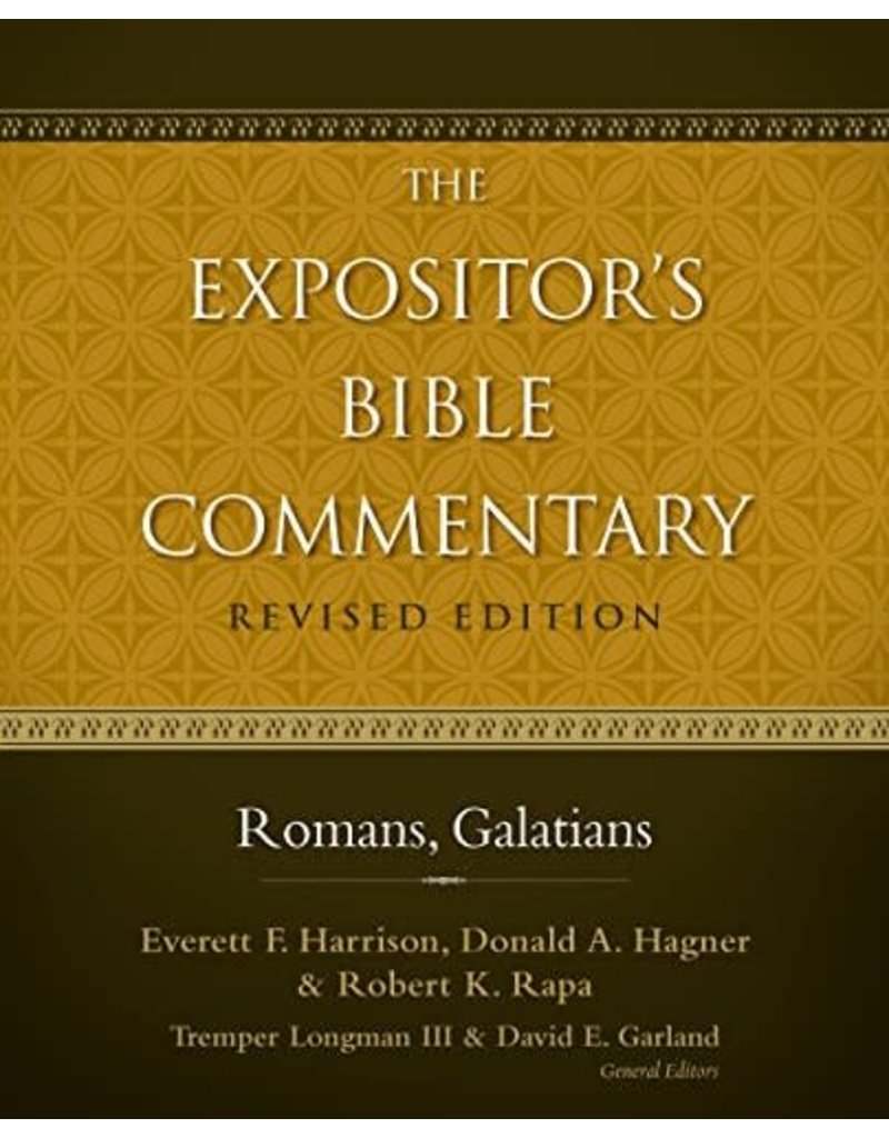 Longman/Garland Expositor's Bible Commentary, The. Romans - Galatians