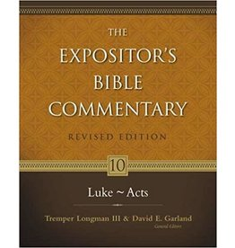 Longman/Garland Expositor's Bible Commentary, The; Luke-Acts