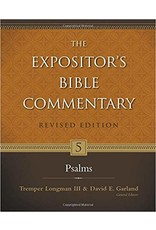 Longman/Garland The Expositor's Bible Commentary: Psalms