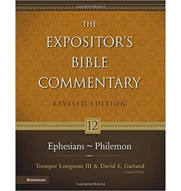 Longman/Garland Expositor's Bible Commentary,The;  Ephesians-Philemon