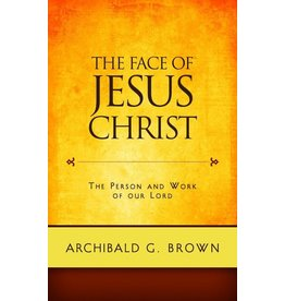 Brown Face of Jesus Christ, The