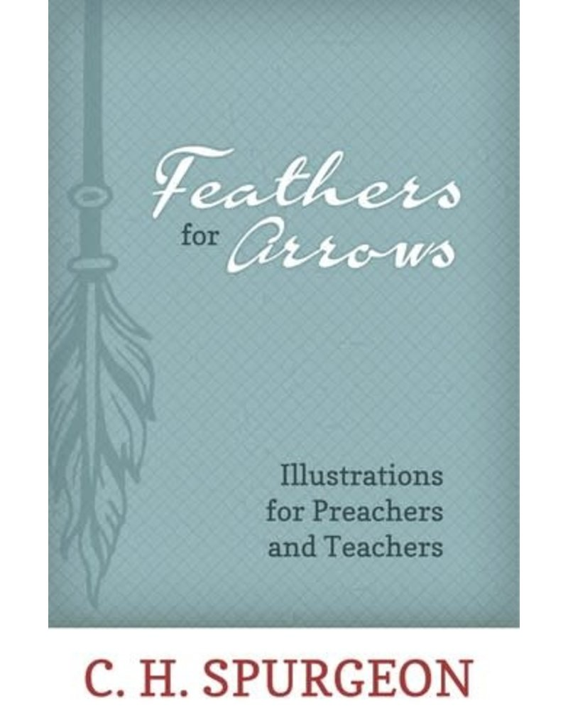 Spurgeon Feathers for Arrows