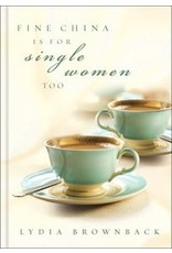 Brownback Fine China Is For Single Women Too