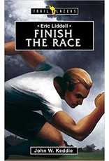 Keddie Finish the Race
