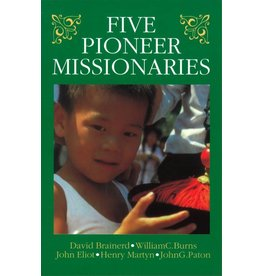 Various Five Pioneer Missionaries