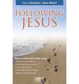 Rose Publishers Following Jesus