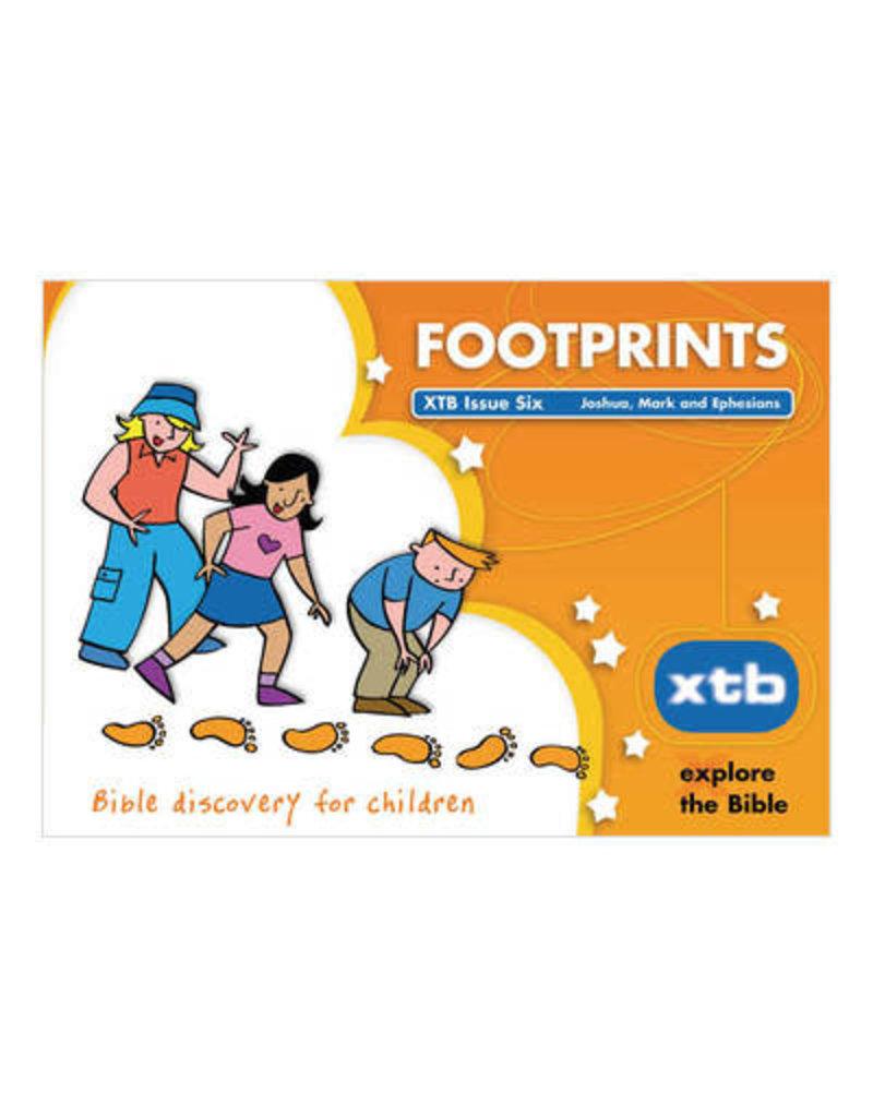 XTB Footprints Issue 6