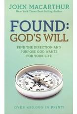 MacArthur Found:  God's Will