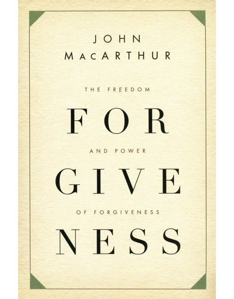 MacArthur Freedom and Power of Forgiveness