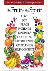 Rose Publishers Fruit of the Spirit, The