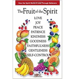 Rose Publishers Fruit of the Spirit, The