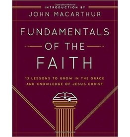 Grace Church Fundamentals of the Faith - Workbook