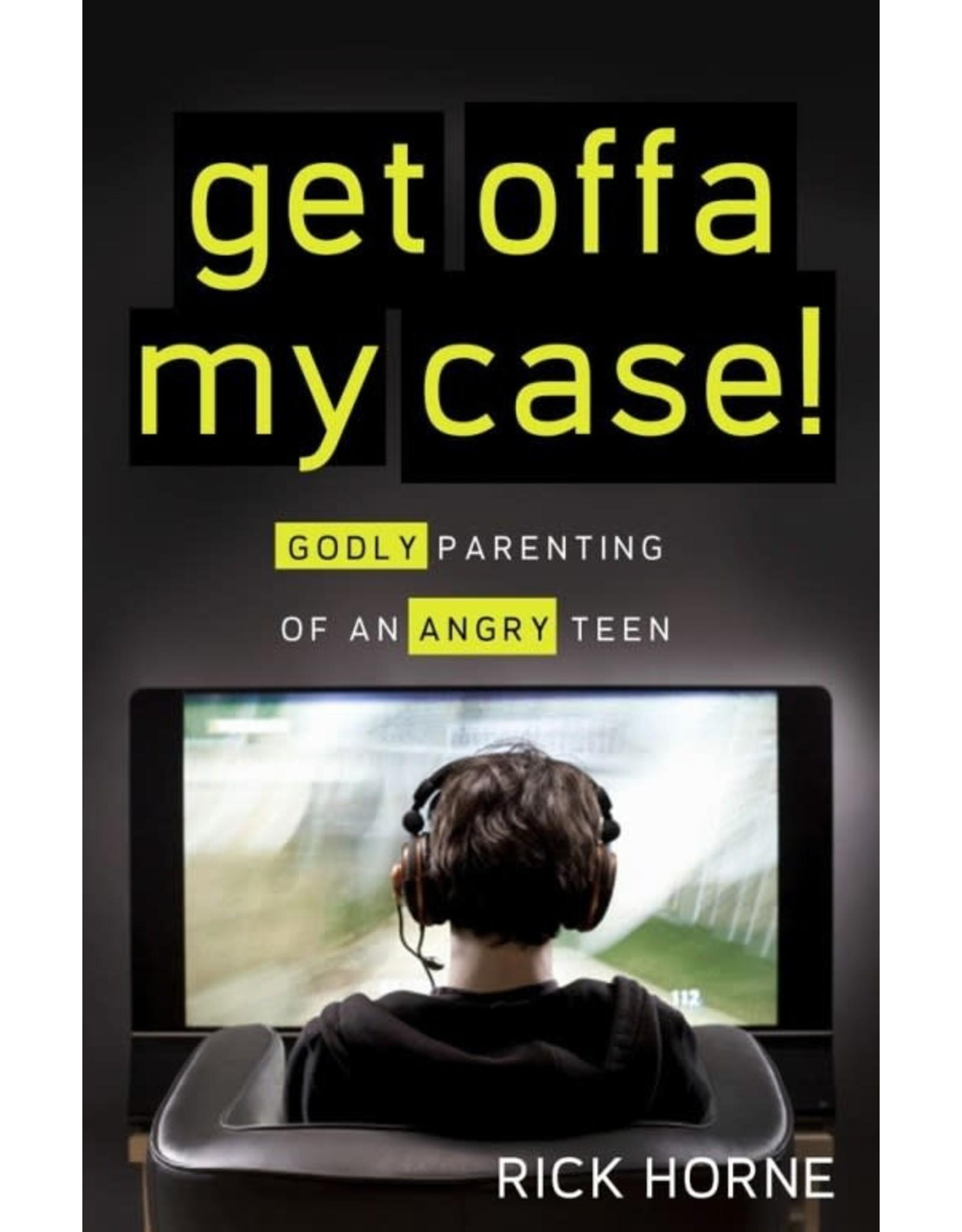 Horne Get Offa My Case!