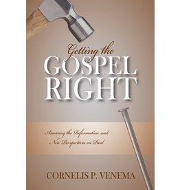 Venema Getting the Gospel Right