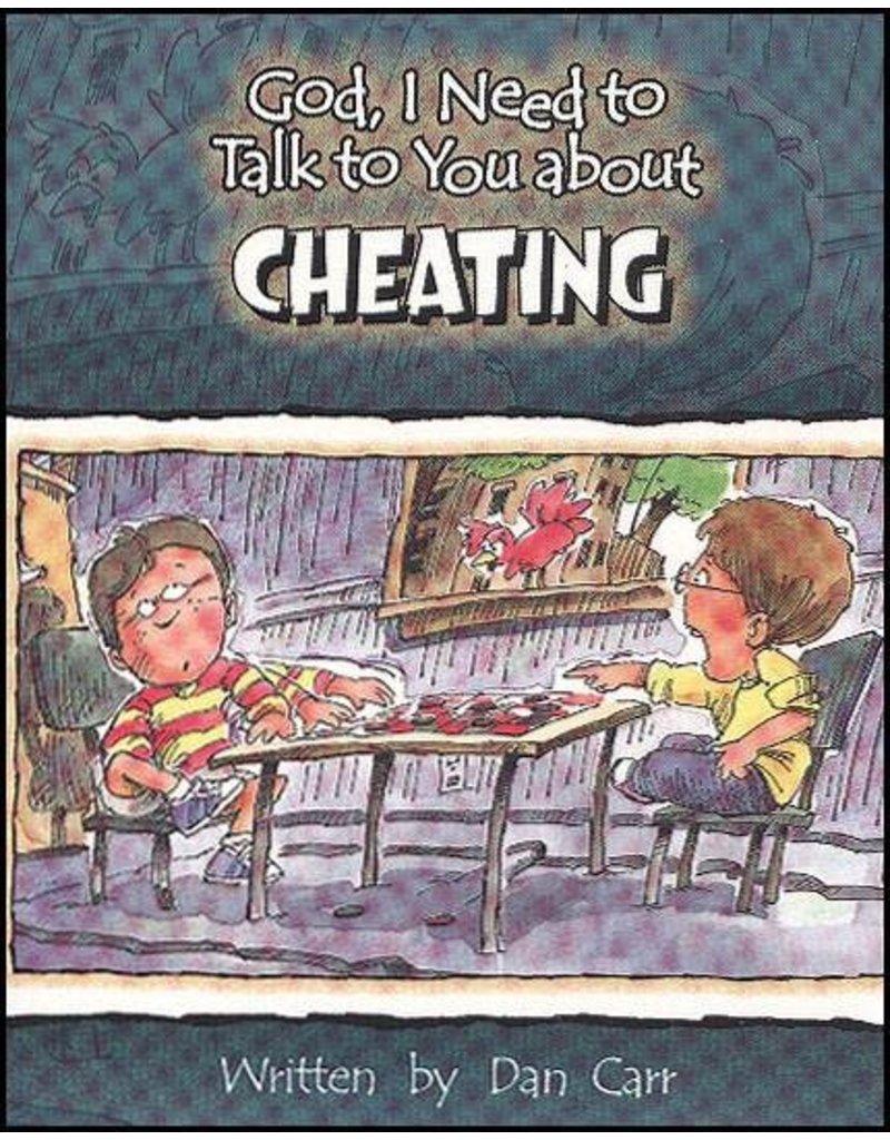 Carr God I Need : Cheating