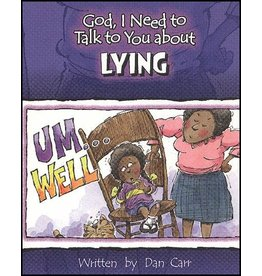 Carr God I Need : Lying