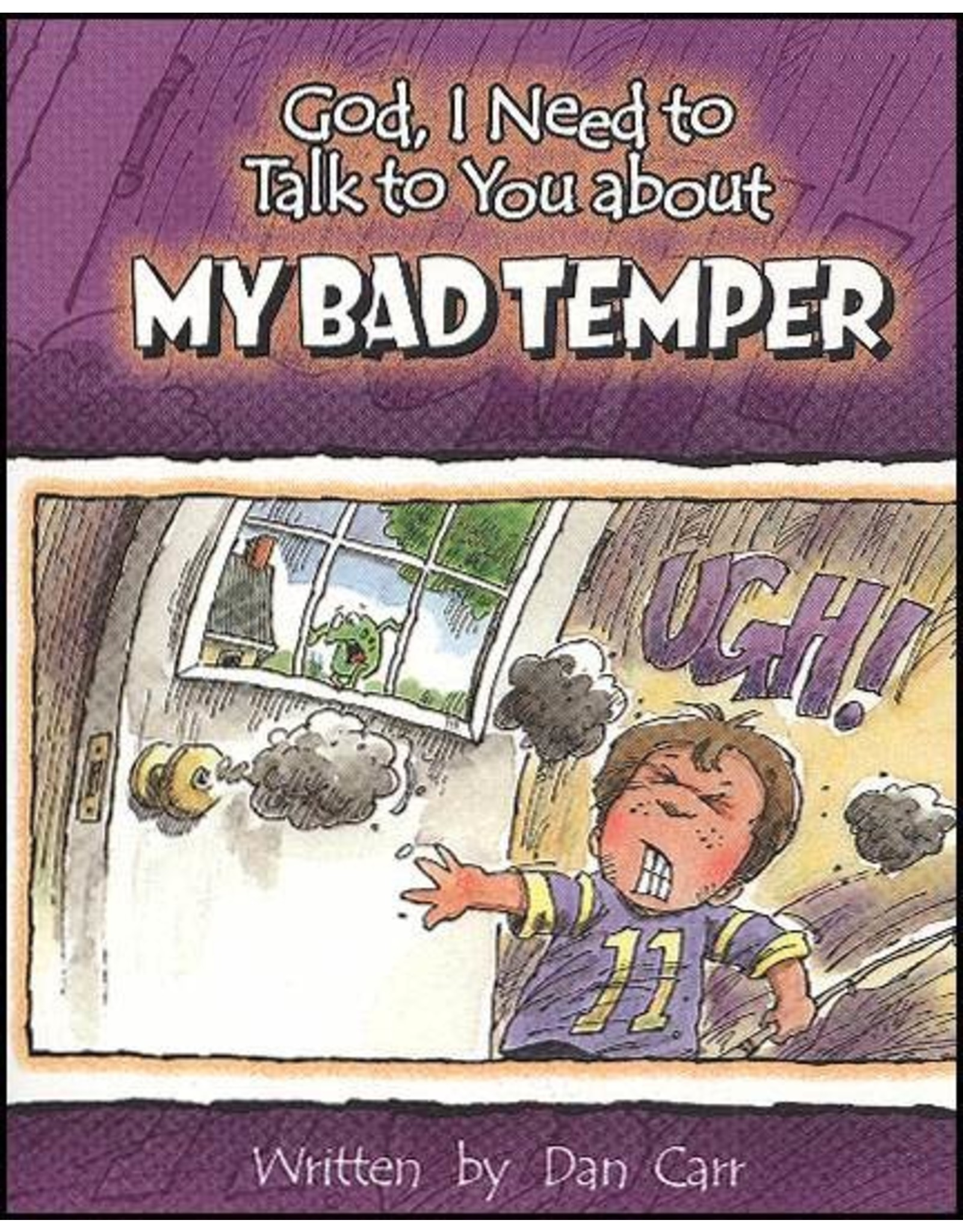 Carr God I Need To Talk To You About My Bad Temper