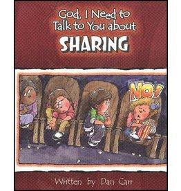 Carr God I Need: Sharing