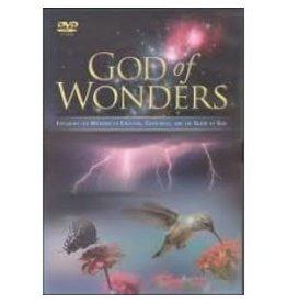 Eternal God Of Wonders   DVD