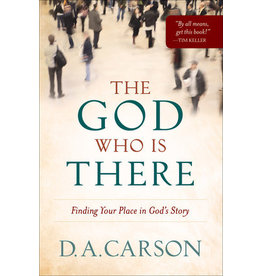 Carson The God Who Is There