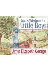 George God's Wisdom for Little Boys
