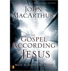 MacArthur Gospel According to Jesus, The
