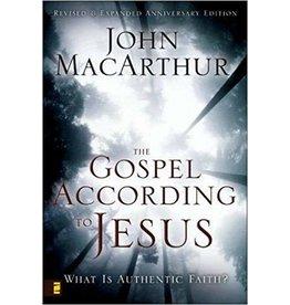 MacArthur The Gospel According to Jesus
