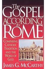 McCarthy The Gospel According to Rome