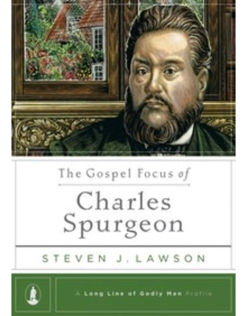 Lawson Gospel Focus of Charles Spurgeon, The