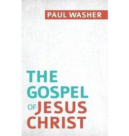 Washer The Gospel of Jesus Christ