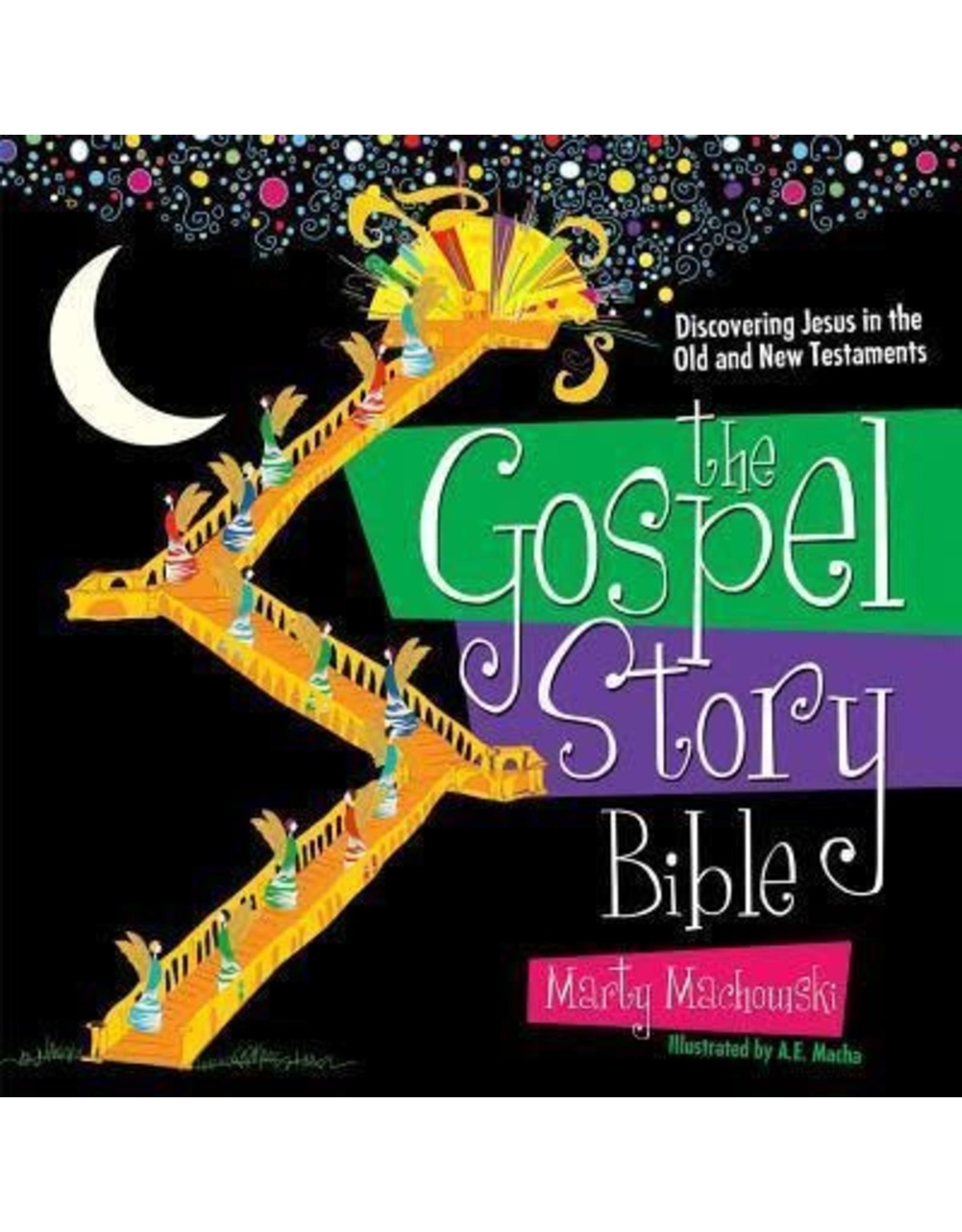 Machowski The Gospel Story Bible