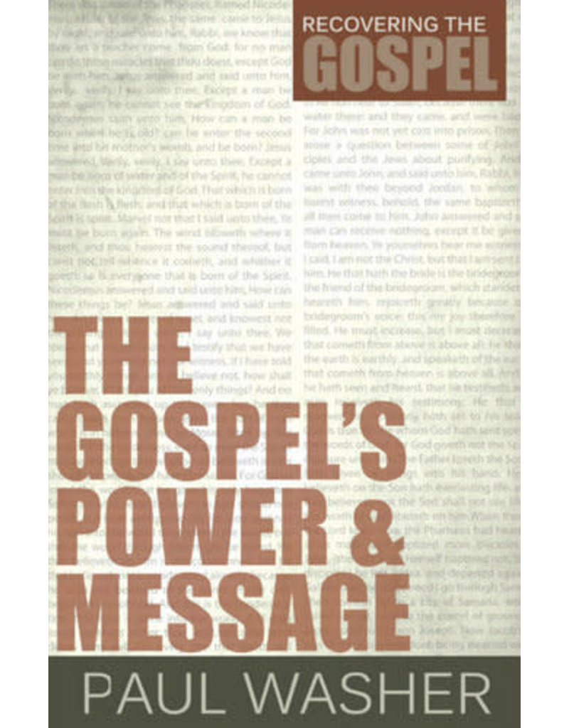 Washer Gospel's Power and Message, The