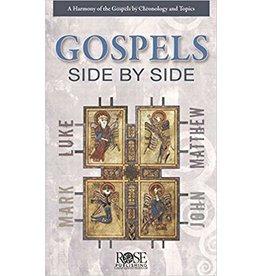 Rose Publishers The Gospels Side by Side