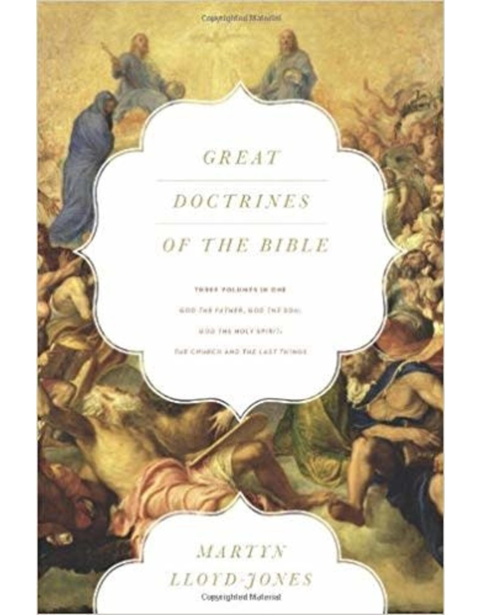 Lloyd_Jones Great Doctrines of the Bible, Three Volumes in One