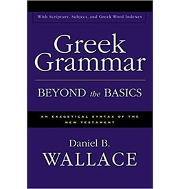 Wallace Greek Grammer, Beyond the Basics