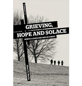 Martin Grieving, Hope And Solace