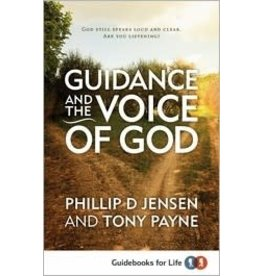Jensen Guidance And The Voice of God