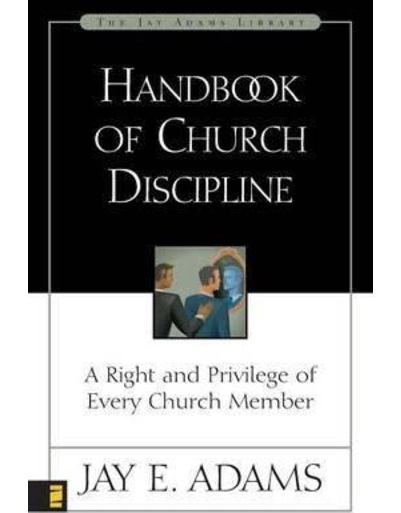 Adams Handbook of Church Discipline