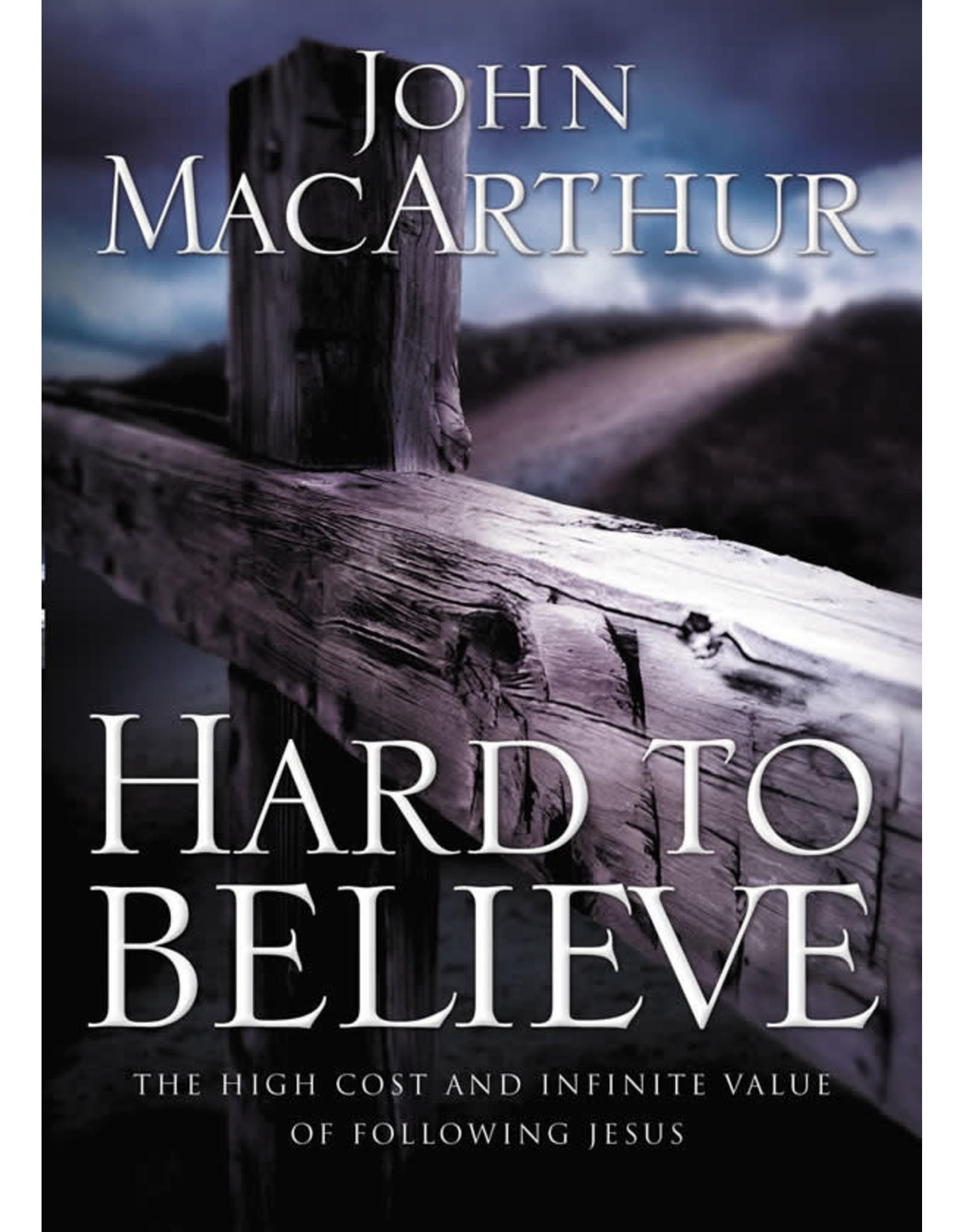 MacArthur Hard to Believe