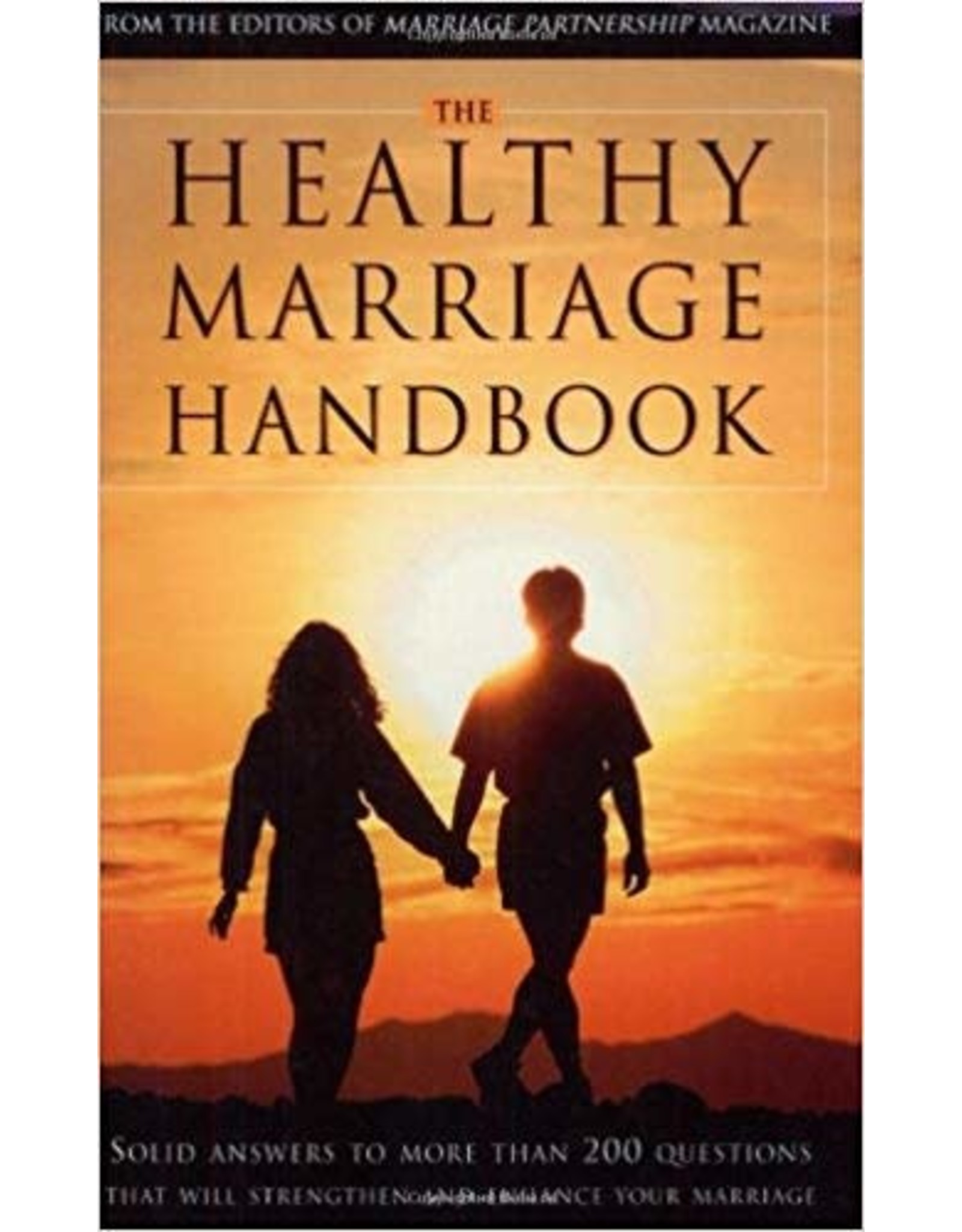 Ferrebee The Healthy Marriage Handbook