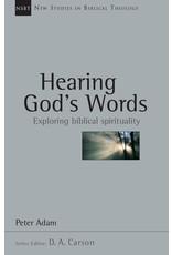 Adam Hearing God's Words