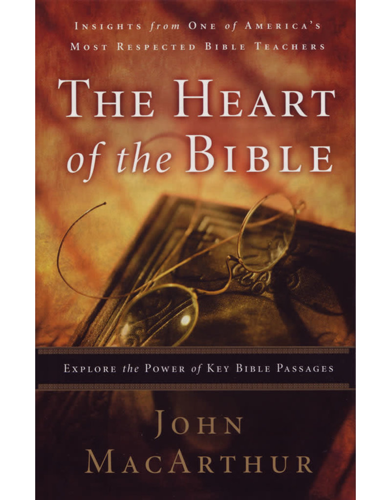 MacArthur Heart of the Bible, The