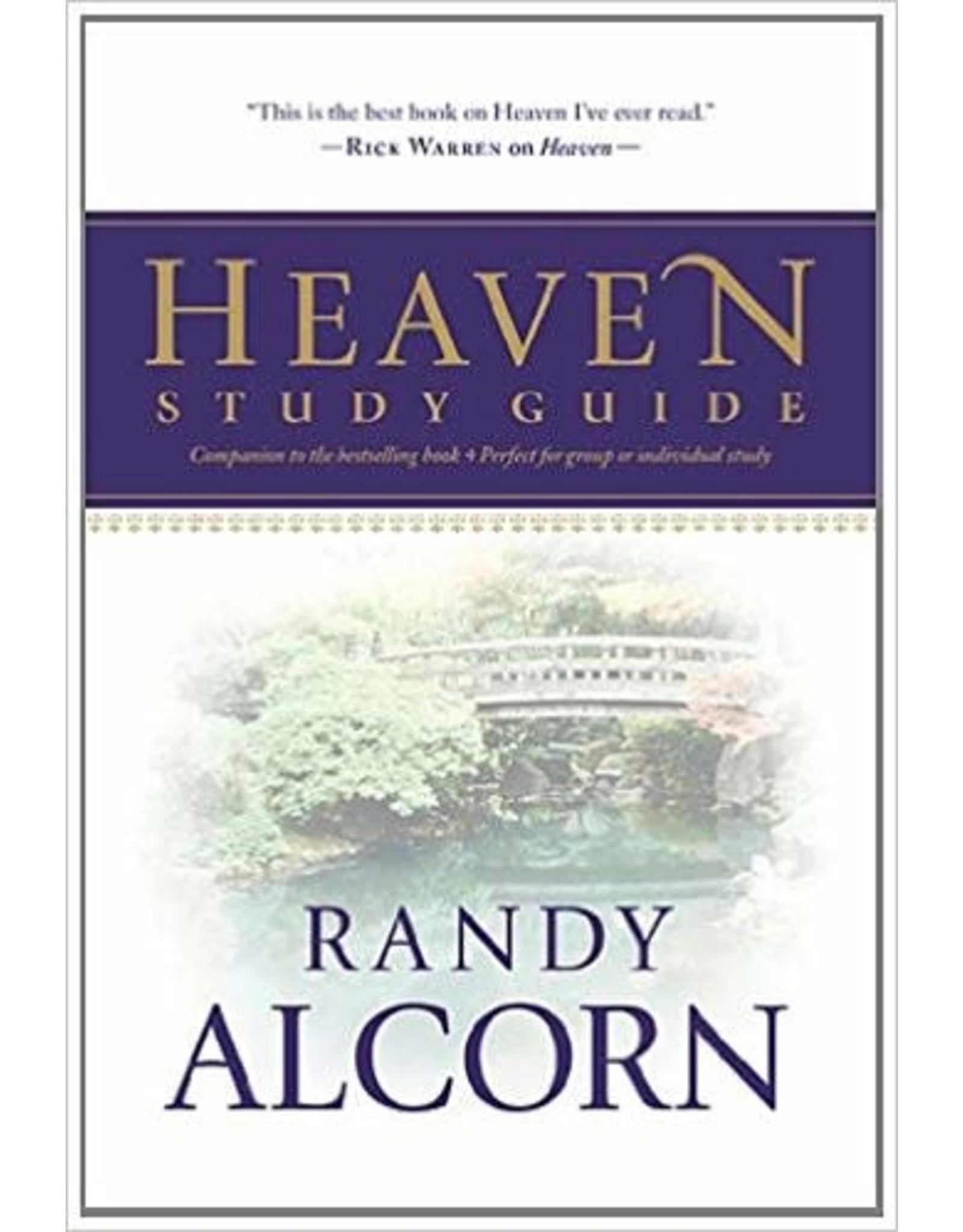 Alcorn Heaven Study Guide