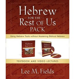 Fields Hebrew for the Rest of Us Pack